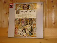 Humperdinck Königskinder WALLBERG PREY DONATH EMI 3 LP BOX MINT Quadraphonic ED1