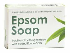 5 x Epsom Salt Soap 100g