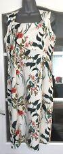 Marks and Spencer Floral Dress Size 14