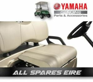 GENUINE OEM YAMAHA GOLF CART BUGGY STOCK STONE BOTTOM SEAT COVER - G29 Drive YDR