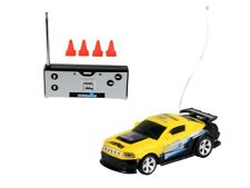 Mini RC Car Yellow RC Radiocomandato REVELL