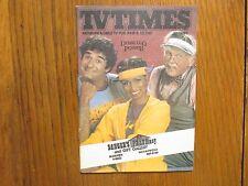 June 6,1981  Times TELE-VUE(KARI  PAGE/DRAWING  POWER/BOB  KALIBAN/LENNY SCHULTZ