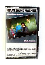 MIAMI SOUND MACHINE Gloria Estefan Cassette A TODA MAQUINA 1983 SEALED CBS Int