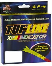 TufLine Xp Indicator 50 Lb, 300 Yd , Color Metered, Braided Fishing Line