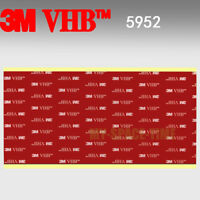 3M VHB 5952 double-sided acrylic foam adhesive tape Automotive  200mm * 100mm