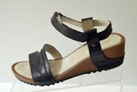 Merrell Womens 9 Select Air Cushion Sandal Fresh Grip Sole Black