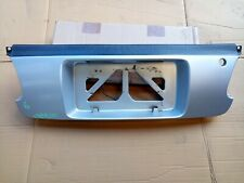 TOYOTA CELICA ST202 GT 94-99 2.0 convertible jdm uk NUMBER PLATE SURROUND SILVER