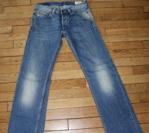 DIESEL Jeans pour Homme  W 27 - L 32 Taille Fr 36 VIKER (Réf # S460)