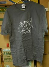 Alabama Shakes Sound & Color Grey T-Shirt (Size Large), BRAND NEW SEALED