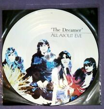 "All About Eve – The Dreamer (1991 UK Limited Edition 12"" Vinyl Picture Disc)"