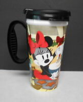12oz Mug Mickey Minnie Mouse Pluto Whirley Drink Works Disney Theme Park Plastic