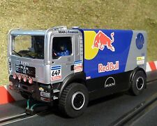 AvantSlot LKW MAN Red Bull RACING in 1:32 auch für Carrera Evolution    AV50407