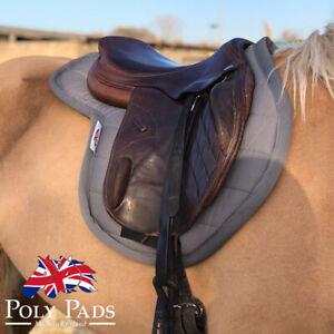 GENUINE PolyPad 'Jump Forma' Horse Saddle Pad Numnah Cloth Cob Full Size Single