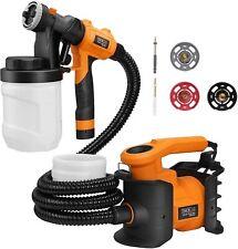 Paint Sprayer, Tacklife SGP16AC Professional 800W Spray Gun MAX Flow 1100ml/min