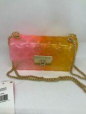 Betsey Johnson So Jelly Shoulder Bag - Pink/Multi