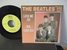 "The Beatles,Tollie 9008,""Love Me Do"",US,7"" 45 with P/S,Fan Club sleeve,orig.45,"