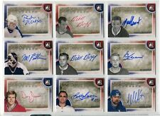 2012-13 ITG Forever Rivals Autograph  #ADD Toronto Dick Duff  SP Set Break