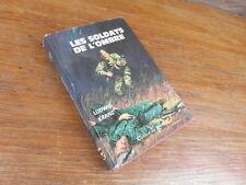 LUDWIG KRANZ / LES SOLDATS DE L OMBRE / EDITIONS DU GERFAUT 1972