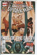 Amazing Spider-Man #1 - Ends of The Earth One Shot - 2012 (Grade 9.2 Or Better)
