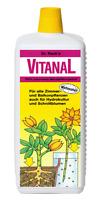 Vitanal für Ihre Zimmerpflanzen rein Biologisch der Umwelt zuliebe ..... 1 Liter