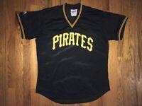 Pittsburgh Pirates Vintage Jersey Majestic Diamond Collection XL MLB Vintage