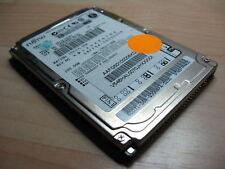 "Fujitsu 2.5"" IDE Laptop Hard Drive 100GB MHU2100AT WinDFT Tested w/ Log #C101CV"