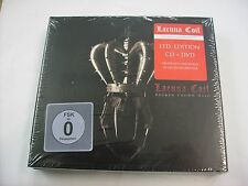 LACUNA COIL - BROKEN CROWN HALO - CD+DVD LTD. EDITION NEW SEALED 2014