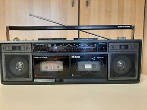 Grundig 4Band-Radio Kassettenrecorder RR1550