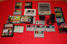 SNES SUPER NINTENDO ► 6 SPIELE ► MARIO WORLD 1 ► MARIO ALL STARS ► ACTION REPLAY
