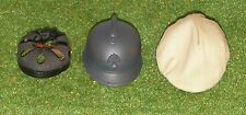 DRAGON IN DREAMS 1/6 WW I FRENCH PASCAL DUBOIS LOOSE HELMET & COVER