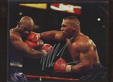 Mike Tyson Boxing Heavyweight Champion Autographed 8x10 Photo w/ Hologram