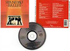 "SPANDAU BALLET ""The Singles Collection"" (CD) 15 Titres 1986"