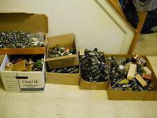 good tested vacuum tubes types 6A7 78/6D6 80 and type 41(sub for 42)