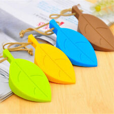 Silicone Leaves Decor Design Door Stop Stopper Jammer Guard Baby Safety Home 3C