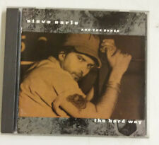 Steve Earle And The Dukes The Hard Way CD UK 1990