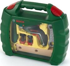Klein IBOSCH TOOL SET CASE PLUS IXOLINO Child'S Pretend Play Tools Diy Toy BN
