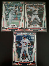2020 Donruss USA Baseball Vector Retail Parallel You Pick