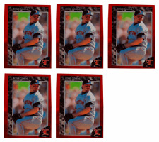 (5) 1992 Legends #24 Roger Clemens Baseball Card Lot Boston Red Sox