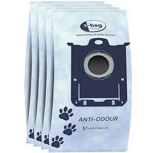 AEG ELECTROLUX Dust Bags Vacuum Cleaner Anti Odour s-bag GR203S Animal Pet x 4