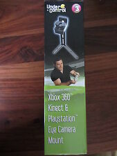 Support pour Kinect Xbox 360 et Playstation Eye Camera Mount Under Control