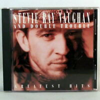 =STEVIE RAY VAUGHAN AND DOUBLE TROUBLE Greatest Hits (CD 1995 Epic) EK 66217