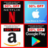 """""""UPDATED GUIDE"""" Get Netflix, Amazon, Google Play, iTunes, Gift Cards 40-60% Off"""