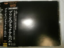 Prince The Black Album Japan CD WPCR-160 W/Obi