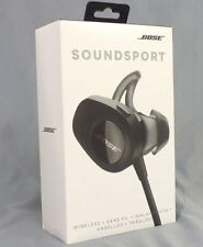 Bose SoundSport wireless headphones Sport WLSS BLK [Domestic genuine products