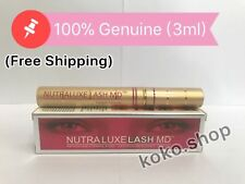 Nutra LUXE Nutraluxe MD Eyelash Conditioner Growth Enhancer 3.0ml (100% Genuine)