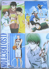 The Basketball which Kuroko Plays Anime / Manga Postcards #4  (Set of 10)