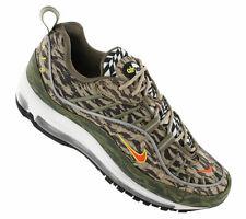 NUOVO Nike Air Max 98 - AOP Pack - AQ4130-200 Uomo Scarpe Sneaker SALE
