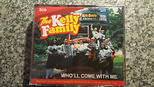 CD The Kelly Family / Who'll Come with me - 3CD BOX 2011