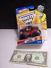 Hot Wheels Monster Metal Mulishia (1st Editions)  #36/80 With Tattoo - 2011