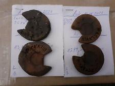2 Gut erhaltene Fälscherförmchenpaare des Prinzen Caracalla